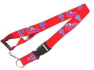 Philadelphia Phillies MLB Baseball Breakaway Lanyard