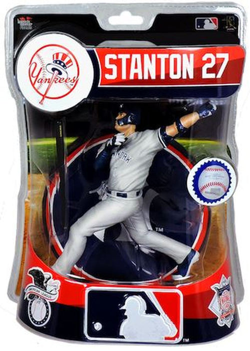 Giancarlo Stanton New York Yankees Imports Dragon Action Figure - Dynasty Sports & Framing