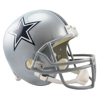 Dallas Cowboys NFL Full-Size Helmet Replica - Dynasty Sports & Framing
