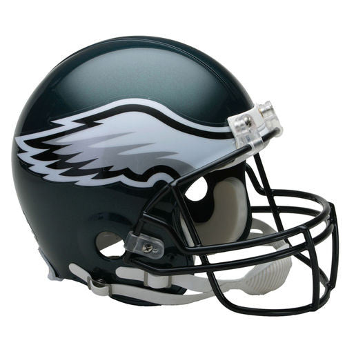 Philadelphia Eagles Authentic NFL Full-Size Helmet - Dynasty Sports & Framing