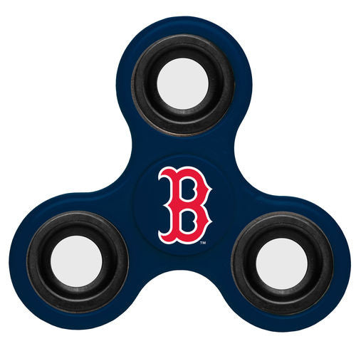 Boston Red Sox MLB Three Way Team Diztracto Spinnerz - Dynasty Sports & Framing