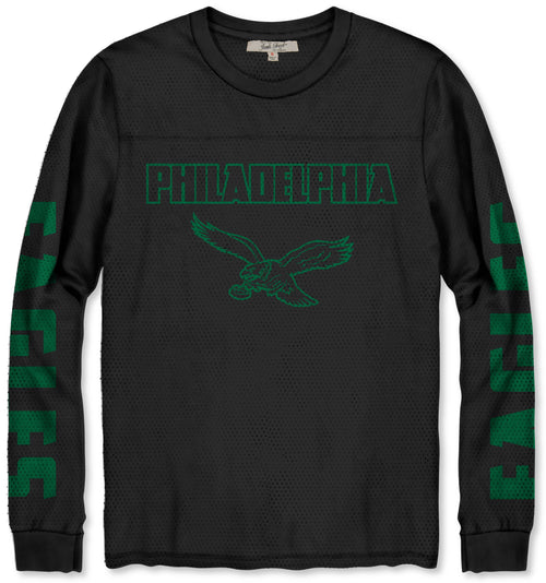 Philadelphia Eagles Throwback Junk Food Brand Thermal - Dynasty Sports & Framing