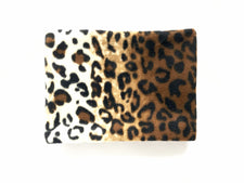 Leopard Neck warmer