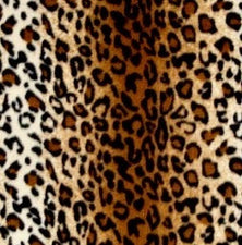 Leopard Big Kid Poncho