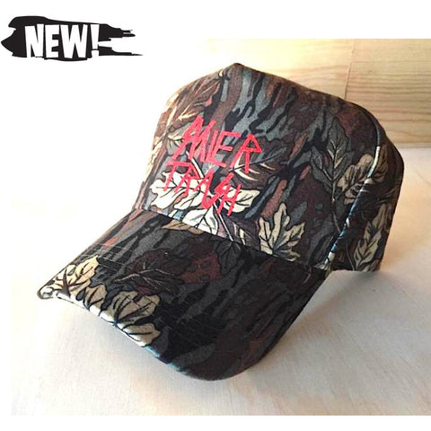 Gaper Slayer™ Oldskool Camo Trucker Hat