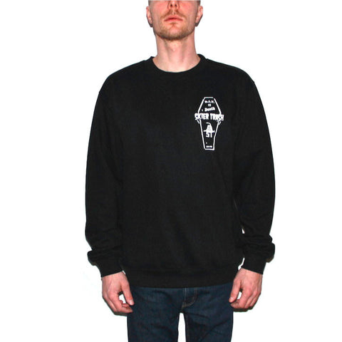 D.I.Y. til Death™ Coffin Crewneck
