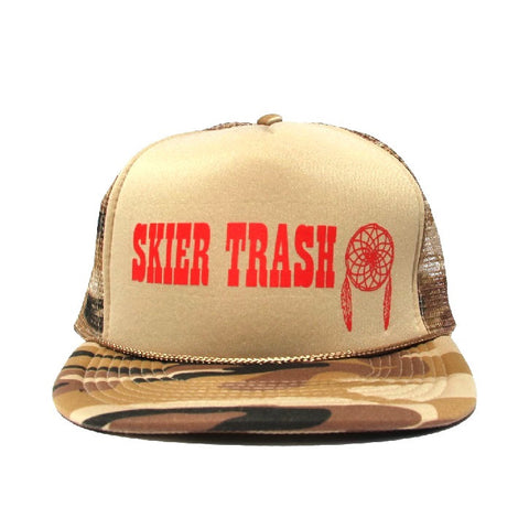 Desert Dream Catcher Trucker Hat
