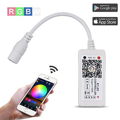 Bluetooth RGB LED suit controller
