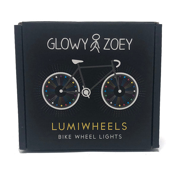 Color Changing LED Bicycle Wheel Lights (2 wheel set)