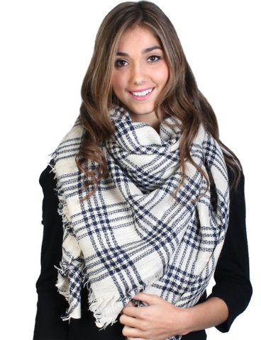 Holly Blanket Scarf