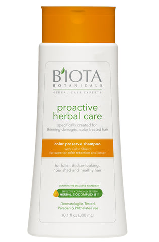 Proactive Herbal Care Color Preserve Shampoo