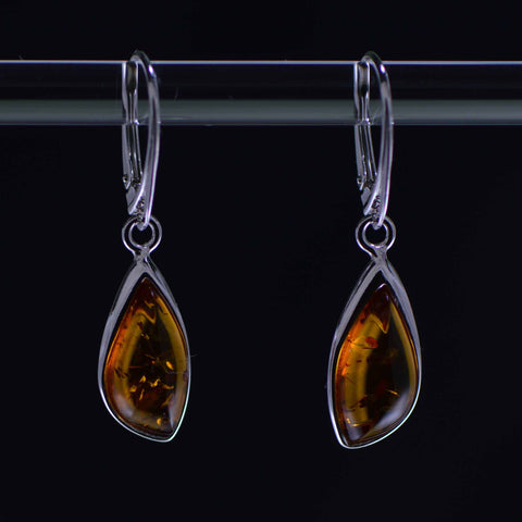 irregular drop earrings
