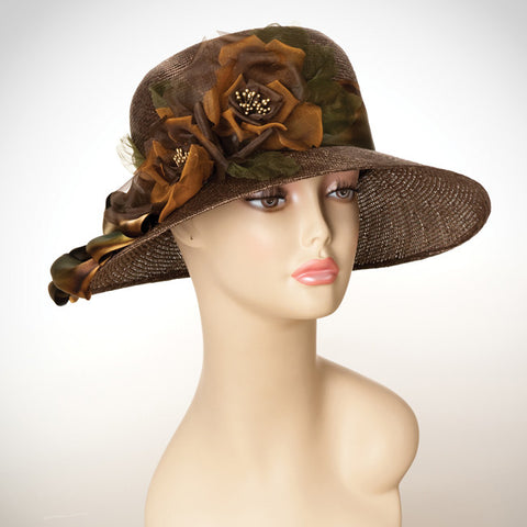 5145HLPS Helena, light brown w/ olive