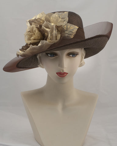 0929DPPS Deep Profile, Parisisal, light brown
