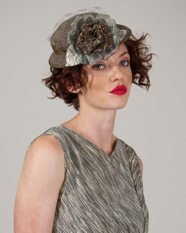 9360DHOW Doll Hat, taupe