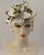 0962DHOW Doll Hat, open weave, off white