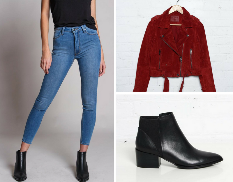 Three Staple Styles You Need For Fall