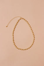 Having A Ball Chain Necklace