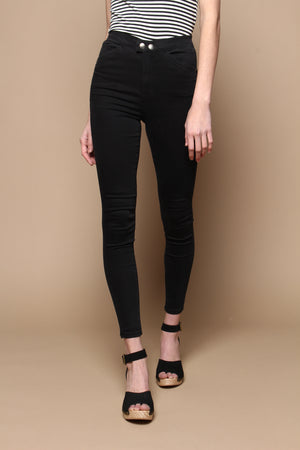 Free People Sweet Jane Skinny - Black