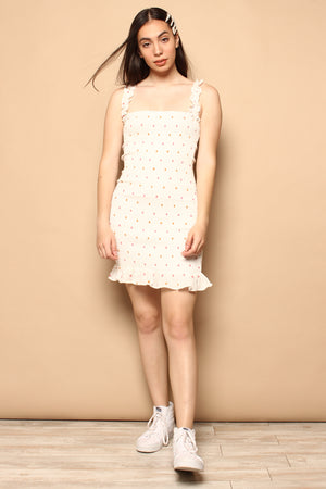 Jodi Smocked Bodycon