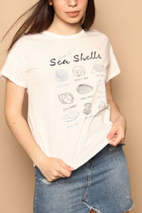Project Social T Guide To Seashells Tee
