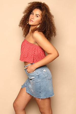 Sage The Label Wild One Crop Top