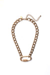 Chain Gang Necklace