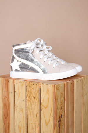 Out Of Sight Hightop Sneakers