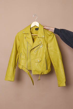 Moto You Up To Jacket