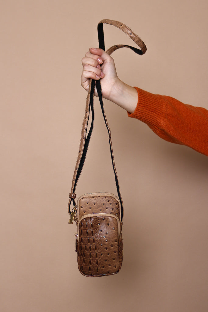 Hands Off Crossbody Bag