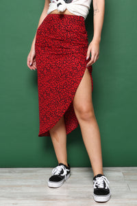 BB Dakota Ruched Awakening Skirt