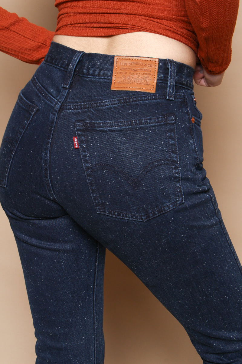 Levi's Wedgie Icon Fit Jeans - Intergalactic