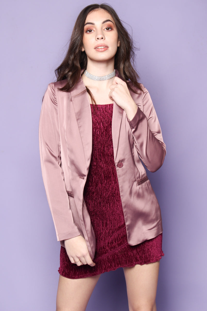 Gentle Fawn Broughton Blazer - Mulberry