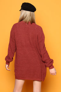 Somedays Lovin Sweet Memories Cardigan - Soft Wine