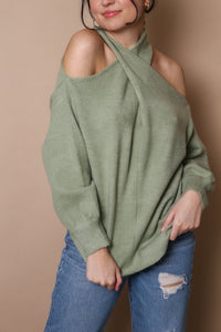 NEW COLORS! Get It Twisted Sweater