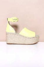Free People Coastal Platform Wedge