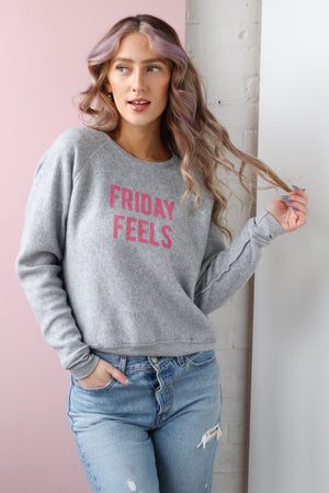 Project Social T Monday Mood Reversible Sweatshirt