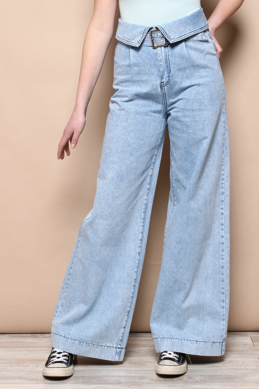 Fold Everything Highwaist Trouser