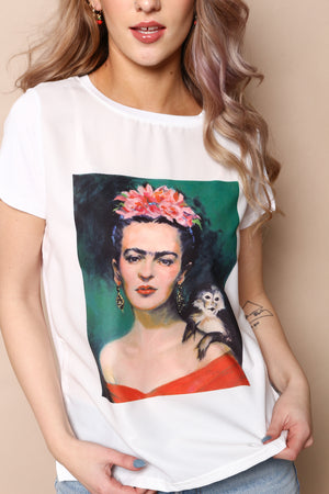 Forever Frida Graphic Tee