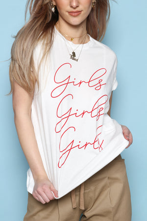 Show Me Your Mumu Girls, Girls, Girls Thomas Tee