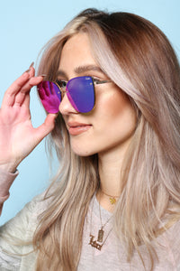 Quay Lexi Cat Eye Sunglasses