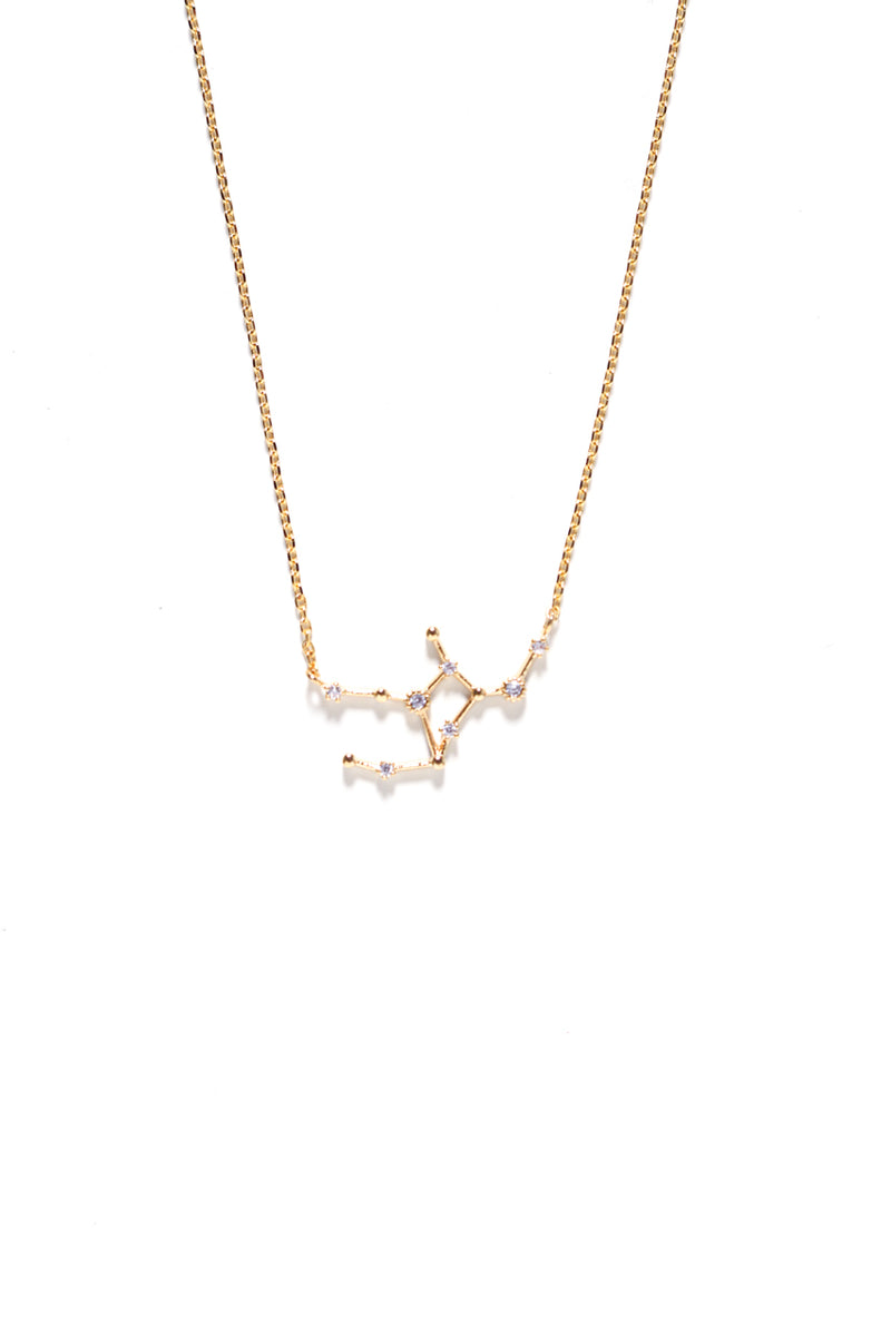 In The Stars Zodiac Necklace