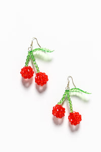 Cherry On Top Beaded Statements
