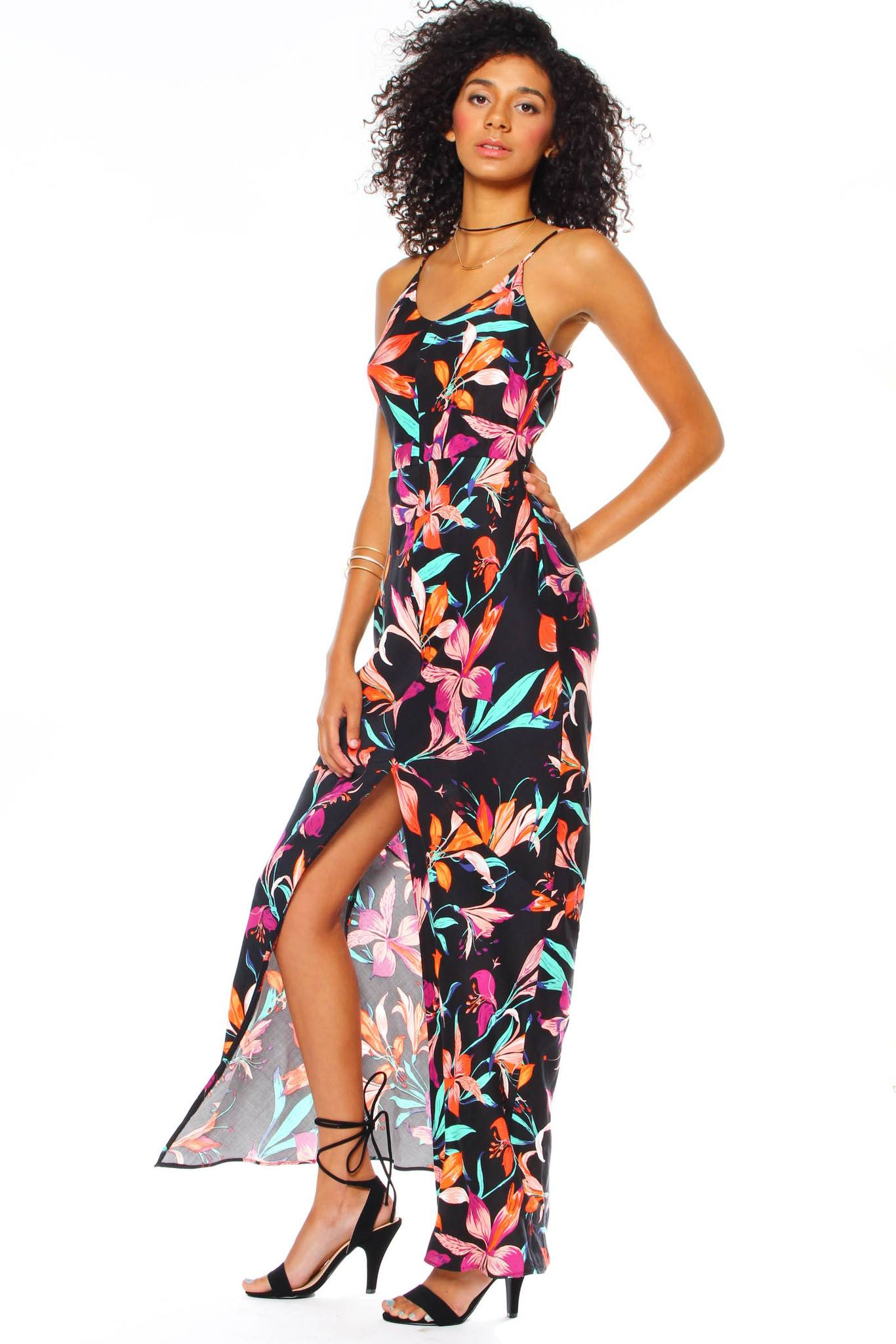 MINKPINK Miss Lily Maxi Dress