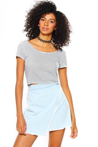 MINKPINK Changing Tides Mini Skirt