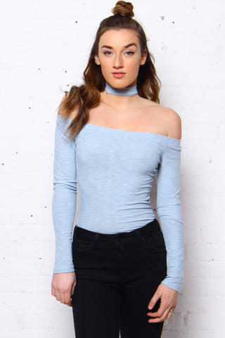 Misty Choker Top