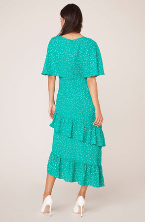 BB Dakota Long Way Midi Dress