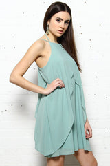 Sabina Layered Tulip Dress