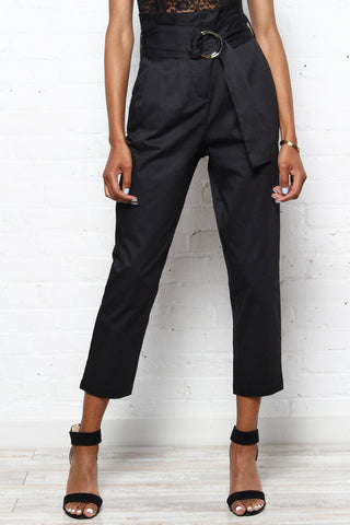 Fit The Part Cropped Pant