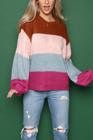 MINKPINK Cozy Up With Me Sweater